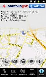 Anatolia Göz- ekran görüntüsü küçük resmi