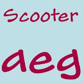 Scooter Script FlipFont
