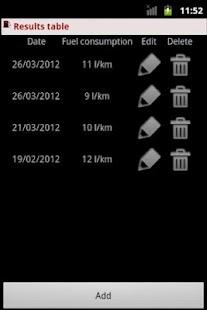FuelCalculator- screenshot thumbnail