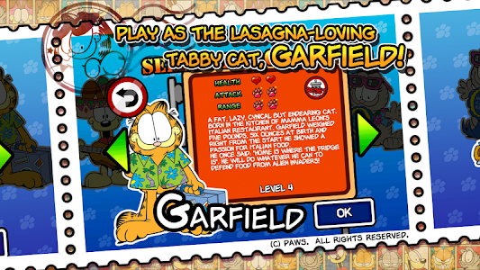 Garfield's Defense 2 v1.1.3