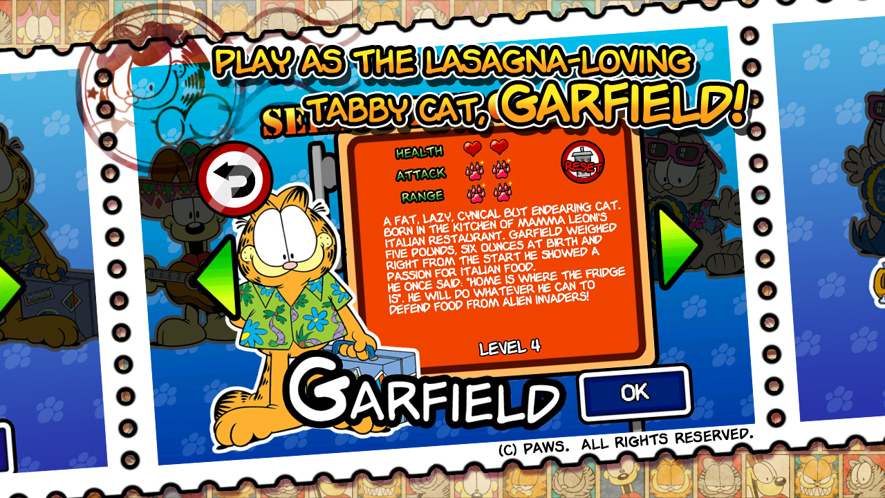 Garfield's Defense 2 - screenshot