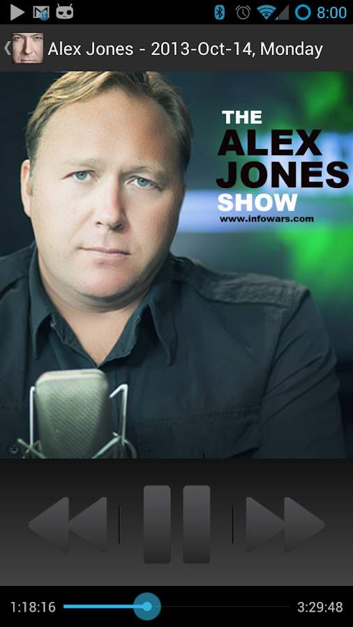 The Complete Alex Jones - screenshot