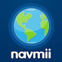 Navmii GPS США (Navfree) icon