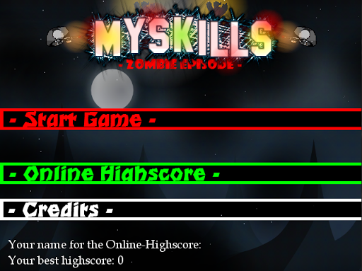 MySkills - Zombie Episode