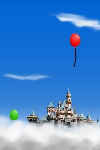 Balloons Live Wallpaper - screenshot thumbnail