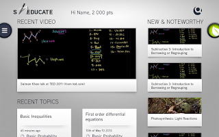 Screenshot of S Educate