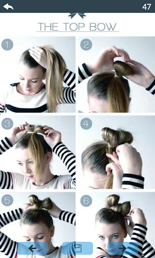 Hairstyle tutorials 11