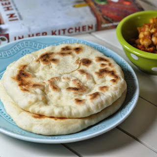 Bat Bot /Moroccan Bread and a Book Review