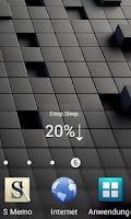 Screenshot of CPU Deep Sleep Info Widget