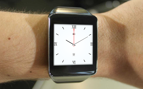 Clean Watch Face for Gear Live- screenshot thumbnail