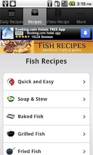 Fish Recipes!- screenshot thumbnail