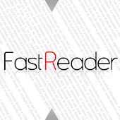 FastReader - 1000 words, 1 min