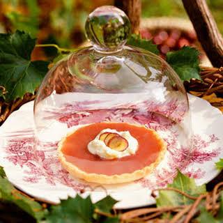 Muscadine Pudding Tarts.