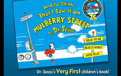Mulberry Street - Dr. Seuss- screenshot thumbnail