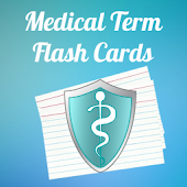 Medical Terms Flash/Note Cards