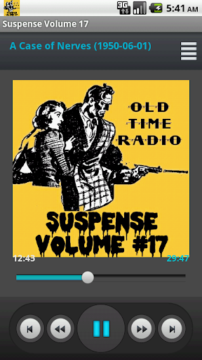 Suspense OTR Vol 17 1950