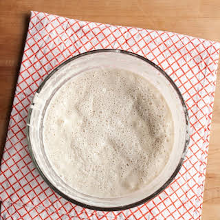 How To Make Your Own Sourdough Starter.