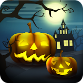 Halloween 3D Live Wallpaper