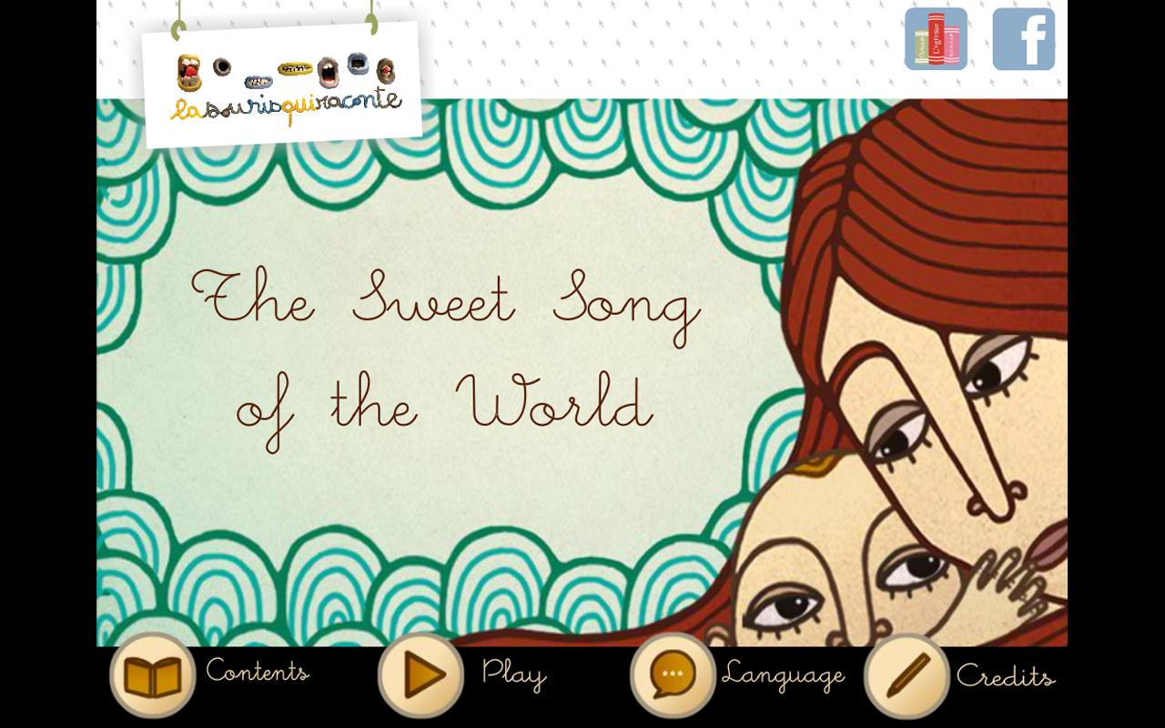 The sweet song of the world- screenshot