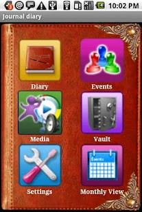 Diary Journal Pro Daily Planer - screenshot thumbnail
