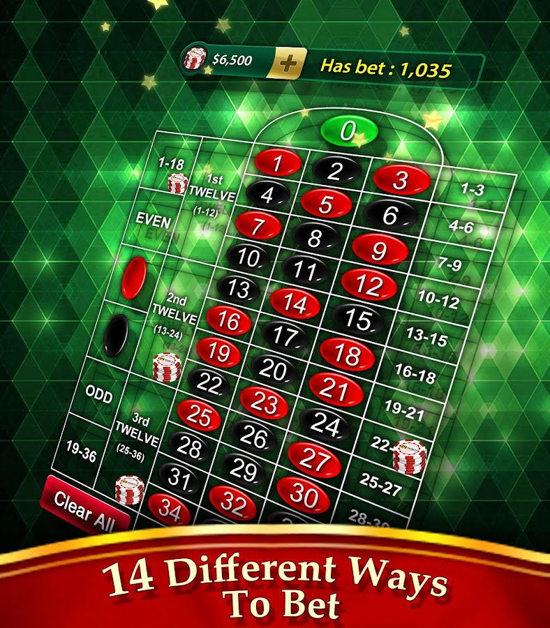 free games roulette 3d