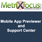 MetriXfocus Previewer