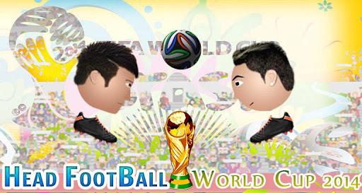 Head FootBall: World Cup 2014