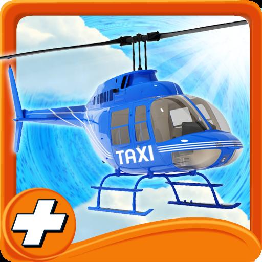 賽車遊戲App|無料のタクシーのヘリコプター旅客 LOGO-3C達人阿輝的APP