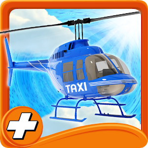 Free Taxi Helicopter Passenger for PC and MAC