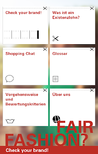 Fair Fashion? – Miniaturansicht des Screenshots