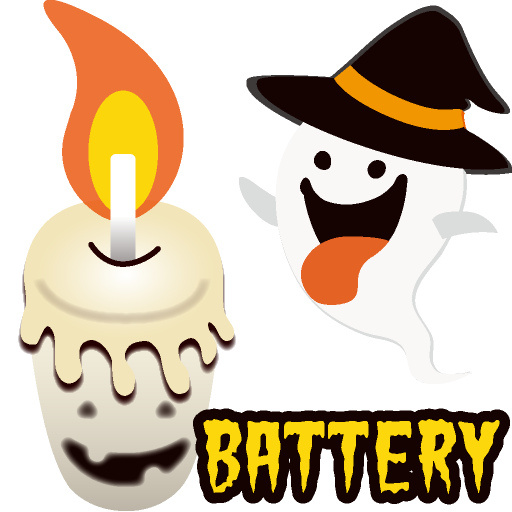 halloween Cute Battery-Free☆
