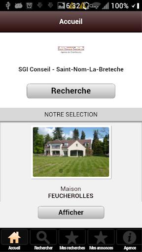 Agence SGI Saint-Nom-la-Brèche