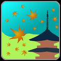 Kyoto Autumn Scenery icon
