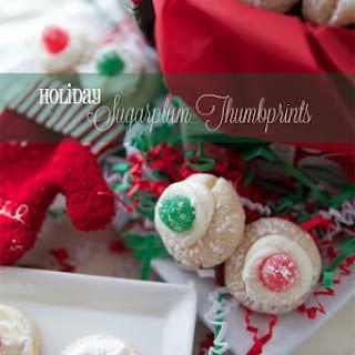 Sugarplum Thumbprints