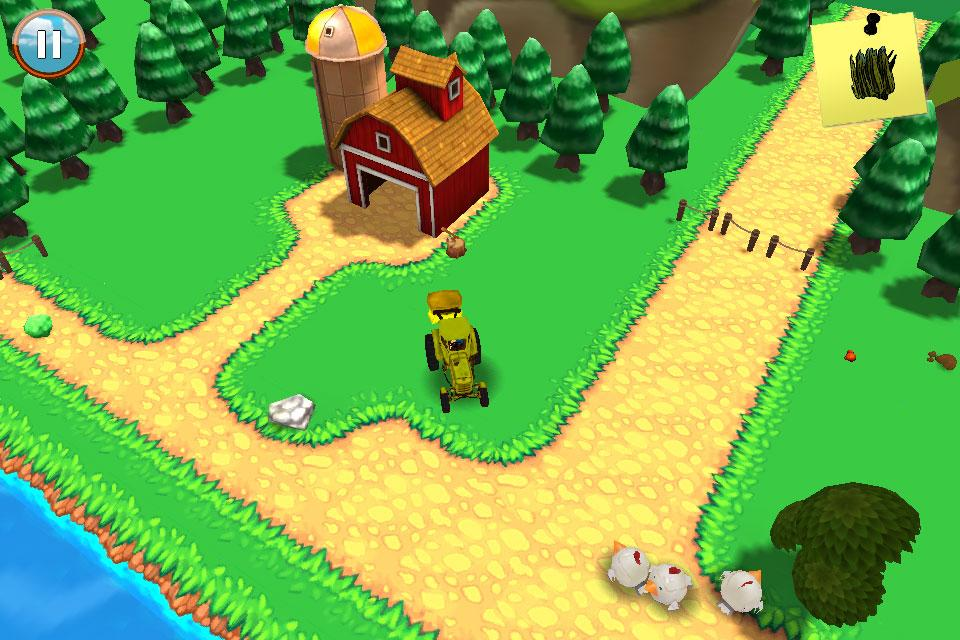 Tiny Tractor Tales (Free)- screenshot