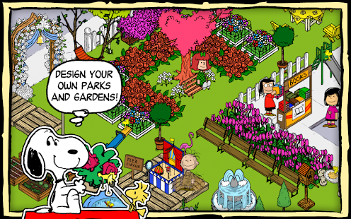 Snoopy's Street Fair - screenshot thumbnail