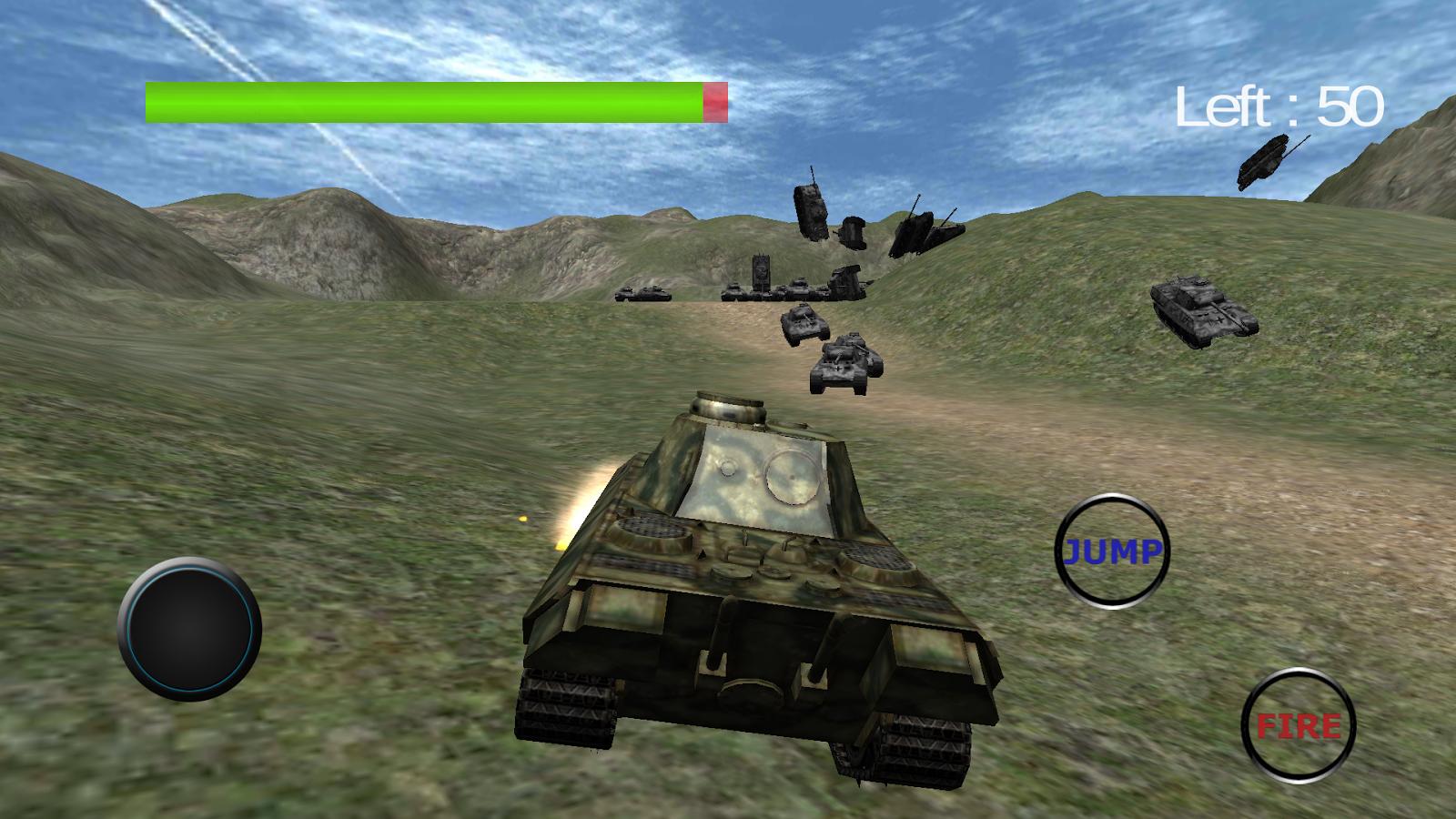 tank games 3d