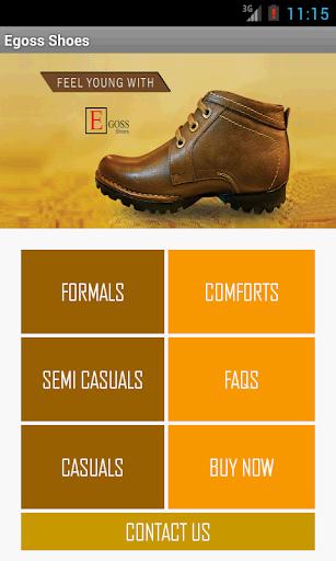 Egoss Shoes India