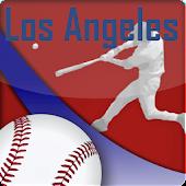 Los Angeles A. Baseball Fan
