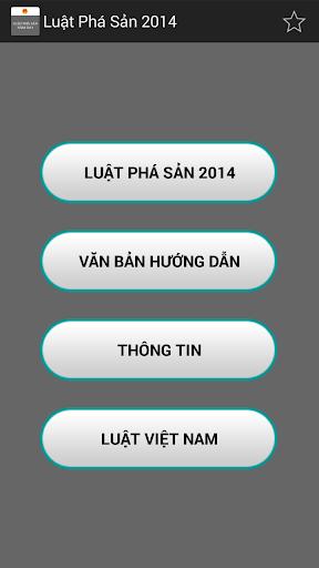 Luat Pha san Nam 2014