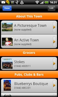 Pontypridd Town Guide - screenshot thumbnail