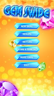 Gem Swiped- screenshot thumbnail