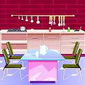 Pink Kitchen Escape Games