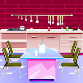 Pink Kitchen Escape Games