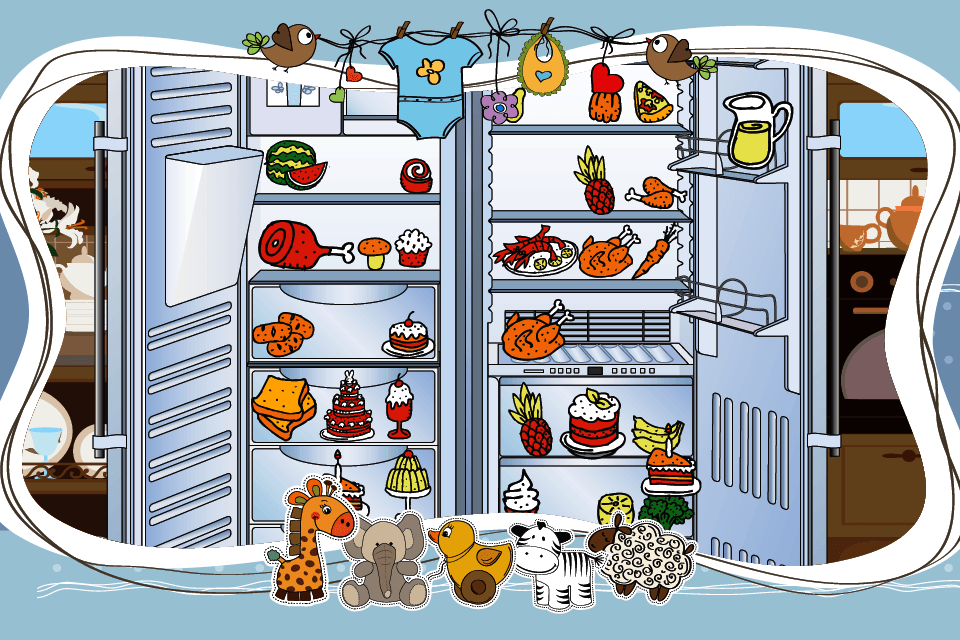 Kitchen Differences Game - Android Apps on Google Play