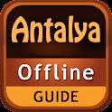Antalya Offline Guide icon