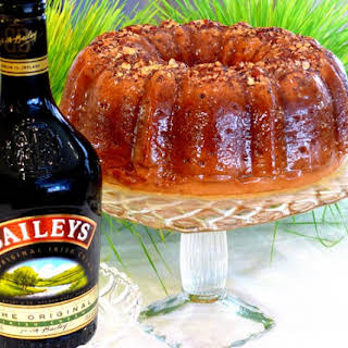 Bailey's Irish Cream Cake.