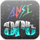 ANSI/ASCII Art Live Wallpaper