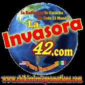 LA INVASORA 42