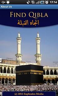 Find Qibla Pro- screenshot thumbnail